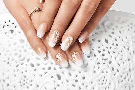 nail art meet the french nail ombré u2013 eyebrows sobrancelhas com