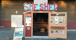 an open letter to home depot on u0027she sheds u0027 huffpost