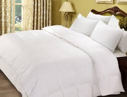 Down Comforter Protector Luxury Aloe Vera White Goose Down Comforter U2013 Extra Warm Nature