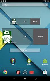 widget android how to code a simple android widget