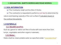 Excavation Estimating by 1 Specification Quantities Estimating Part 3 Specification