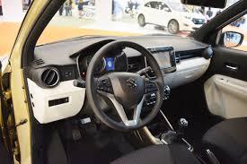 Suzuki Ignis Interior Suzuki Ignis Interior At 2016 Bologna Motor Show Indian Autos Blog
