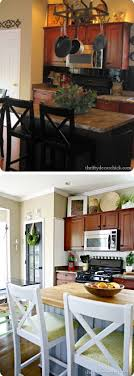 20 cool kitchen island ideas hative before and after 25 budget friendly kitchen makeover ideas hative
