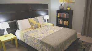 grey and yellow home decor grey yellow and blue bedroom inspiration awesome home decor yellow