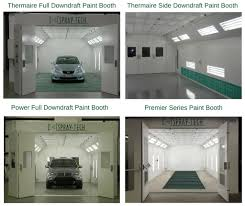automotive paint booths complete collection