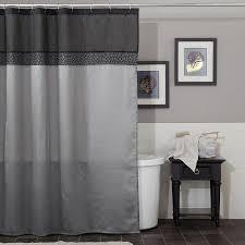 Black Ticking Curtains Black White Stripe Shower Curtainblack And Paris Curtain Curtains