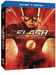 flash season 3 blu ray release date and extras revealed