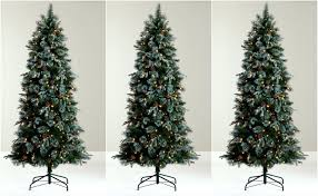 cheap christmas trees with lights cheap pre lit christmas trees shop artificial affordable evaero co
