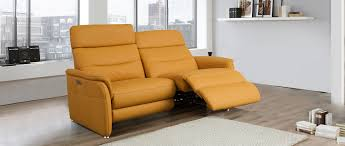 canapé relaxation 3 places canapés relax 3 4 ou 5 places en cuir cuir center cuir center