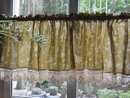 Country Style Kitchen Curtains And Valances Country Style Kitchen Curtains Wonderful Way To Extend Country