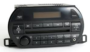 nissan acura 2004 nissan altima 02 04 radio am fm cd player w aux 3 5mm input