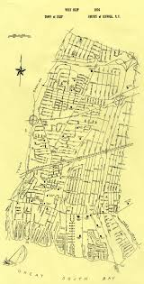 Old Map Of Suffolk County Map Collection West Islip Historical Society