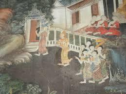 women in buddhism tour thailand foremost women disciples of the foremost women disciples of the buddha mural wat pho bangkok