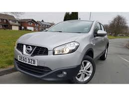 nissan qashqai wont start nissan qashqai 1 5 dci acenta 5dr silver 2010 in walsall west