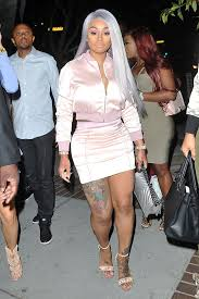 did blac chyna have plastic surgery new report says u0027liposuction
