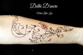 tatouage femme avant bras tatouage arabesques et ornements avant bras le blog de
