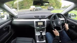 virtual video test drive in our volkswagen passat 2 0 cc gt tdi