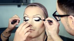 pro makeup artist best in drag show the pro makeup artist tutorial