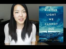The Light We Cannot See All The Light We Cannot See Book Review Youtube