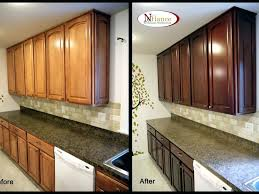 refurbishing old kitchen cabinets cleaning old oak kitchen cabinets