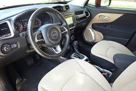 Interior Jeep Renegade 2017 Jeep Renegade Trailhawk Release Date Specs Price