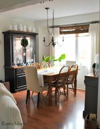 makeover finally purchased julieus little house basic dining room