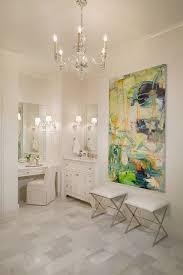 Small Bathroom Chandelier Bathroom Chandelier At Home And Interior Design Ideas