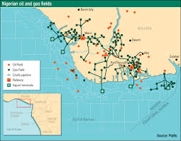 map of nigeria africa and gas fields platts