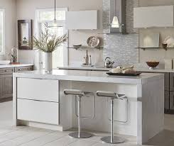 white gloss glass kitchen cabinets ambra truecolor high gloss white