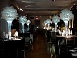 wedding centerpiece rentals nj 175 best ostrich feather centerpiece rentals ny nj images on