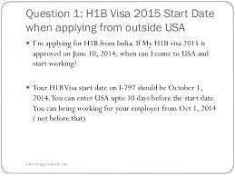 h1b visa 2015 dates cap count fees and faq u0027s