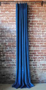 velvet drapery panel a classic linen drape in many sizes u2013 martha