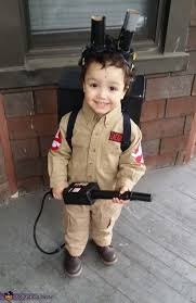 Boy Halloween Costumes 20 Kids Ghostbuster Costume Ideas