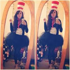Cat In The Hat Costume 157 Best Dr Seuss Costumes Images On Pinterest Costume Ideas