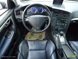 2005 Volvo S60 Interior Nordkap Black Blue R Metallic Interior 2004 Volvo S60 R Awd Photo