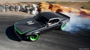 Mustang Black And Green Styling Livery Ford Mustang Rtr X Part 2 Sema 2010 U0026 Beyond