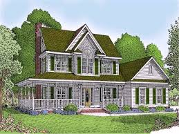wrap around porch house plans barn style house plans victorian