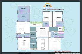 Kerala Home Plan Single Floor Single Floor House Plan And Elevation 2400 Sq Ft