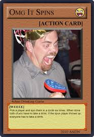 Cards Meme - image 122006 4chan drinking game cards know your meme