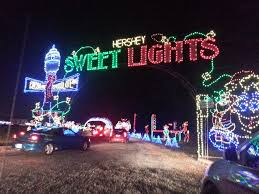 sweet lights hershey pa hershey s sweet lights a christmas gift for your eyes family