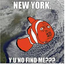 Nemo Meme - twitter image with love stay safe people winterstormnemo nemo