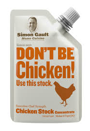 simon cuisine chicken stock