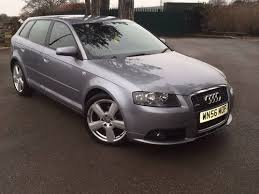 56 plate audi a3 2006 56 audi a3 2 0 tdi s line 170 bhp 5 doors 6 speed for sale on