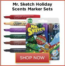 best supplies commercial ever mr sketch scented