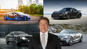 sultan hassanal bolkiah car collection arnold schwarzenegger cars collection 2017 youtube