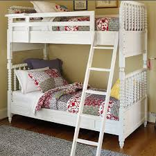 Belle Vintage Twin Bunk Bed And Luxury Kid Furnishings Including - Vintage bunk beds