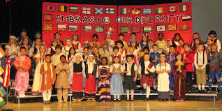host an international festival at your school scholastic