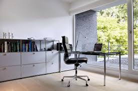 usm design home office swivel chair with usm haller and vitra high council