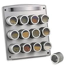 Spice Rack Organizer Spice Racks Containers Shelves U0026 Stacks Bed Bath U0026 Beyond