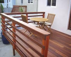 ipe deck and fence by cooperk lumberjocks com woodworking